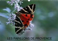 Martine Julien - Les papillons de Provence (Calendrier mural 2020 DIN A3 horizontal) - Les beaux papillons aux couleurs de la Provence. (Calendrier mensuel, 14 Pages ).