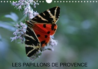 Martine Julien - Les papillons de Provence (Calendrier mural 2020 DIN A4 horizontal) - Les beaux papillons aux couleurs de la Provence. (Calendrier mensuel, 14 Pages ).