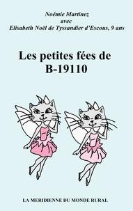 Méridienne du monde rural asso La et De tyssandier d'escous elisabe Noël - Les petites fées de  B-19110.