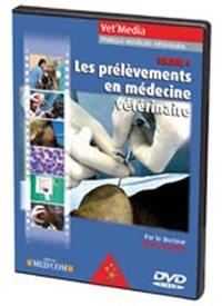 David Ledieu - Les prélèvements en médecine vétérinaire - DVD.