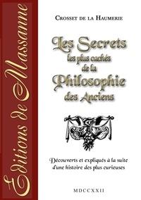 Les secrets les plus cachés de la philosophie des anciens.pdf