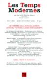 Michel Kail et  Collectif - Les Temps Modernes N° 607, Janvier-févr : Le théâtre de la mondialisation - Acteurs, Victimes, Laissés-pour-compte.