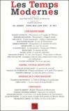 Claude Lanzmann et Bernard Kouchner - Les Temps Modernes N° 627, Avril-Mai-Ju : L'Humanitaire.