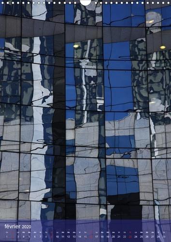 LES TOURS DE LA DEFENSE (Calendrier mural 2020 DIN A3 vertical). Mes Photos des tours la Défense, formidables avec ses reflets entre elles (Calendrier mensuel, 14 Pages )