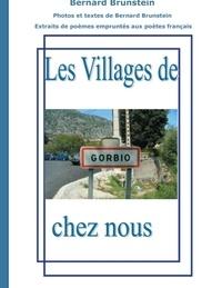 Bernard Brunstein - Les villages de chez nous - Gorbio.