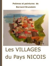 Bernard Brunstein - Les villages du pays Niçois.