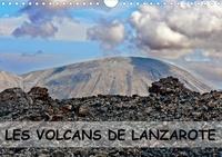 """Jean-Luc Bohin - Les volcans de Lanzarote - Des champs de lave, des cratères, des pierres basaltiques, des bombes volcaniques et des plantes « vertes » pour décorer cette """"forêt noire"""" tellurique."""