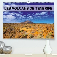 LES VOLCANS DE TENERIFE(Premium, hochwertiger DIN A2 Wandkalender 2020, Kunstdruck in Hochglanz) - Volcans, plantes et pins parsèment les coulées de lave. (Calendrier mensuel, 14 Pages ).pdf