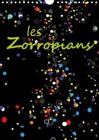 Georges Mifsud - les Zorropians (Calendrier mural 2020 DIN A4 vertical) - Douze portraits souriants d'humoristes, d'artistes et de sportifs d'une Europe dynamique. (Calendrier mensuel, 14 Pages ).