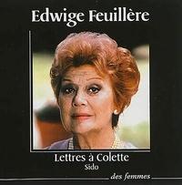 Colette - Lettres à Colette, Sido. 1 CD audio
