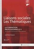 Sandra Limou - Liaisons sociales Les Thématiques N° 71, septembre 201 : La formation professionnelle - Tome 2, L'accès des salariés à la formation après la loi Avenir professionnel.