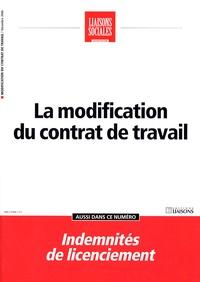 Michel Morand - Liaisons Sociales Quotidien Décembre 2006 : La modification du contrat de travail.