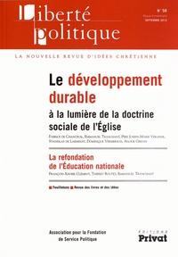 Liberté politique N° 58, Septembre 201.pdf
