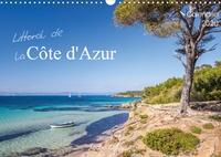 Michel Cavalier - Littoral de la Côte d'Azur (Calendrier mural 2020 DIN A3 horizontal) - Merveilleux littoral de la Côte d'Azur - Calendrier mensuel (Calendrier mensuel, 14 Pages ).