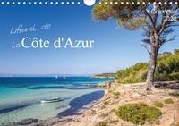 Michel Cavalier - Littoral de la Côte d'Azur (Calendrier mural 2020 DIN A4 horizontal) - Merveilleux littoral de la Côte d'Azur - Calendrier mensuel (Calendrier mensuel, 14 Pages ).