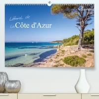 Michel Cavalier - Littoral de la Côte d'Azur (Calendrier supérieur 2020 DIN A2 horizontal) - Merveilleux littoral de la Côte d'Azur - Calendrier mensuel (Calendrier mensuel, 14 Pages ).
