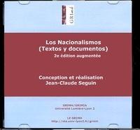 Jean-Claude Seguin - Los Nacionalismos (Textos y documentos). - CD-ROM, 2ème édition.
