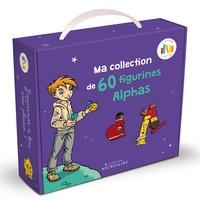 Claude Huguenin et Olivier Dubois du Nilac - Ma collection de 60 figurines Alphas.