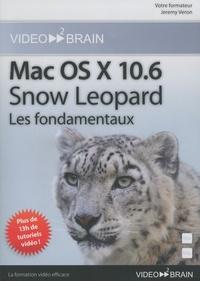 Mac OS X 10.6 Snow Leopard - Les fondamentaux, DVD-ROM.pdf