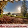 Didier Sibourg - Magie de la couleur en automne (Calendrier mural 2020 300 × 300 mm Square) - Magnifique saison qui nous illumine les pupilles avec ses merveilleuses couleurs (Calendrier mensuel, 14 Pages ).