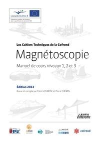 Patrick Dubosc et Pierre Chemin - Magnétoscopie - Manuel de cours niveaux 1, 2 et 3.