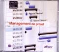AFNOR - Management de projet. 1 Cédérom