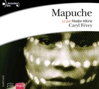 Caryl Férey - Mapuche. 2 CD audio MP3