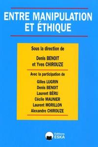 Gilles Lugrin et Denis Benoit - Market Management N° 4, 2006 : Entre manipulation et éthique.