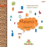 . Mukazali - Masano 1 Games 1 - Lingala for children.