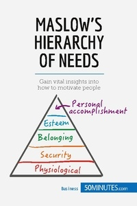 Pierre Pichère et Anne-Christine Cadiat - Maslow's Hierarchy of Needs - Understand the true foundations of human motivation.