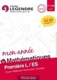 Jerome Hollander - Mathématiques 1re L/ES.