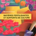 AFNOR - Matières fertilisantes et supports de culture. 1 Cédérom