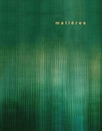 Bruno Marchand et Roberto Gargiani - Matières N° 15/2019 : Entre deux.