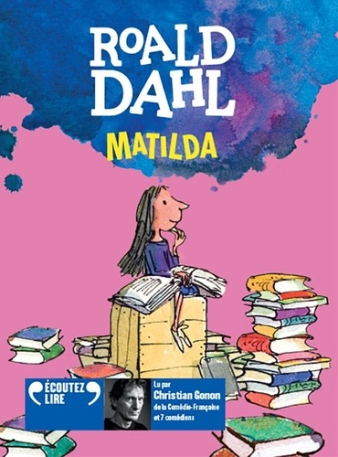 Roald Dahl - Matilda. 1 CD audio MP3