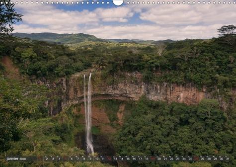 Maurice, île de rêve (Calendrier mural 2020 DIN A3 horizontal). Nature tropicale et des plages magnifiques (Calendrier mensuel, 14 Pages )