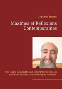 Books on Demand - Maximes et reflexions contemporaines.
