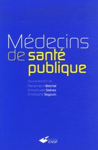 Pierre-Henri Bréchat et Emmanuelle Salines - Médecins de santé publique.