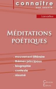 Alphonse de Lamartine - Méditations poétiques - Fiche de lecture.