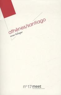 Patrick Deville - Meet N° 17 : Athènes-Santiago.