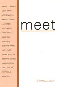 Patrick Bonnet - Meet N° 9 : Saõ Paulo/Le Cap - Edition trilingue français-espagnol-anglais.