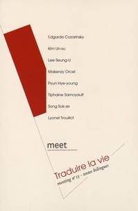 Patrick Deville - Meeting N° 13 : Traduire la vie.