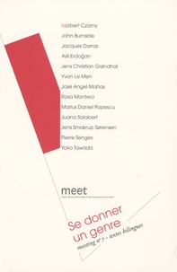Patrick Bonnet - Meeting N° 7 : Se donner un genre.
