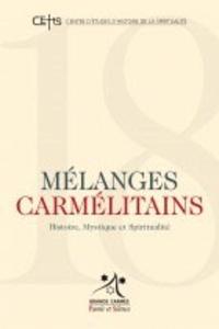 Gianfranco Maria Tuveri - Mélanges carmélitains N° 18/2014 : Le Repos.