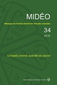 Mélanges de lInstitut dominicain détudes orientales N° 34/2019.pdf