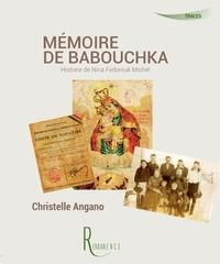 Christelle Angano - Mémoire de Babouchka.