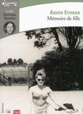 Annie Ernaux - Mémoire de fille. 1 CD audio MP3