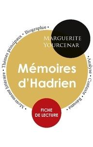 Marguerite Yourcenar - Mémoires d'Hadrien - Fiche de lecture.