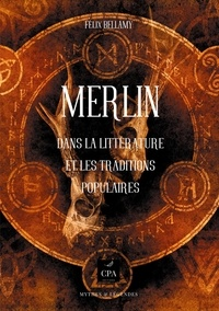 CPA éditions - Merlin dans la littérature et les traditions populaires.