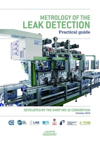 EMRP - Metrology of the leak detection practical guide.