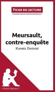 DAOUD MEURSAULT CONTRE PDF ENQUETE KAMEL TÉLÉCHARGER